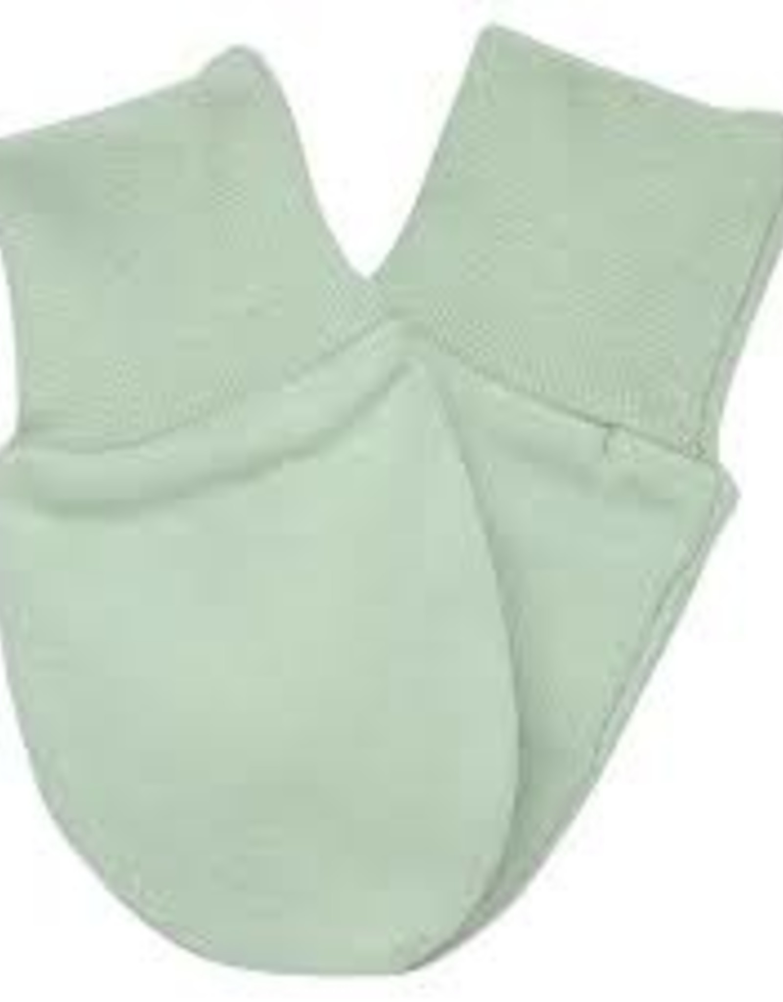 Baby Mittens Green