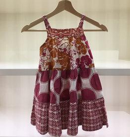 Scrappy Ruffle Dress- 3-4y Option 2