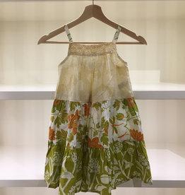 Scrappy Ruffle Dress- 5-6y Option 2