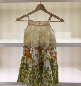Scrappy Ruffle Dress- 5-6y Option 3
