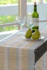 Vetiver Table Runner - Serene Stripe