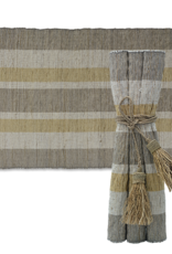 Vetiver Placemat Set of 6 -  Indian Summer