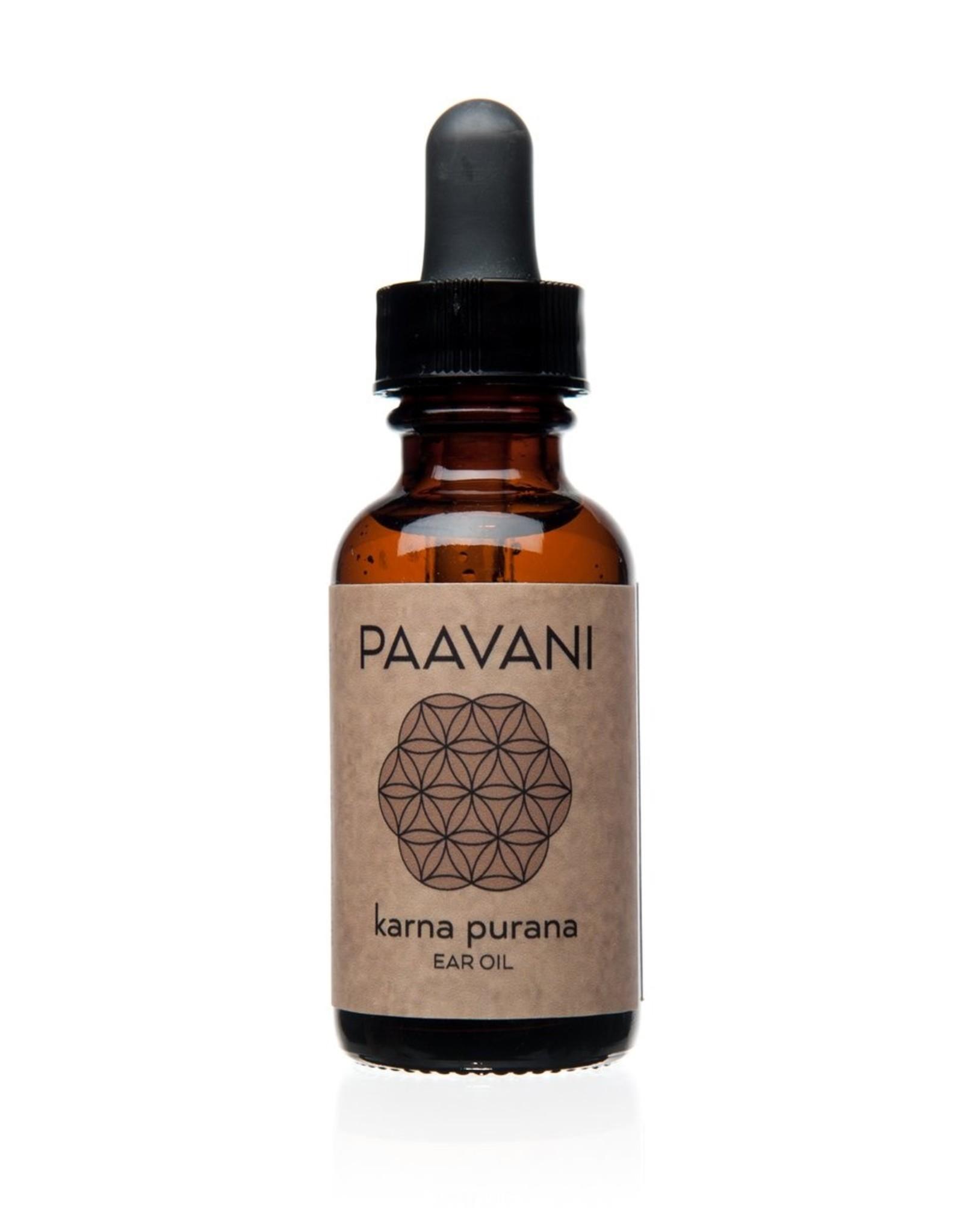 PAAVANI Ayurveda Ear Oil - Karna Purana