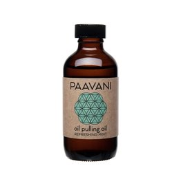 PAAVANI Ayurveda Refreshing Mint Pulling Oil 4oz