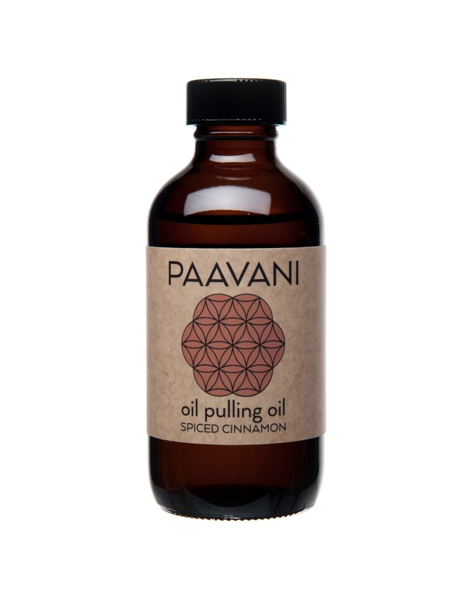 PAAVANI Ayurveda Spiced Cinnamon Pulling Oil 4oz
