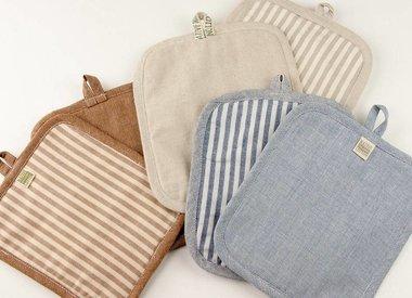 Napkins, Dish Towels, Potholders, & Aprons
