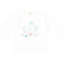 Tiny Twig Round Neck Tee- Herb Garden