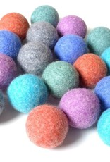 LooHoo Wool Dryer Ball (Single)- Colors
