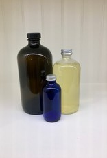 Grapefruit & Lavender Dish Soap in Glass Bottle