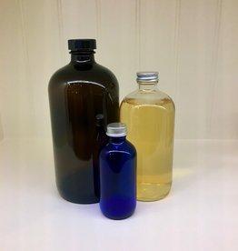 Organic Apple Cider Vinegar in Glass Bottle