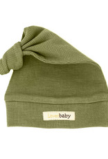 L'oved Baby Thermal Knot Hat Sage