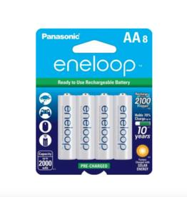 Eneloop AA Pack of 8