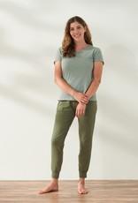 Solstice Jogger Pants Kelp