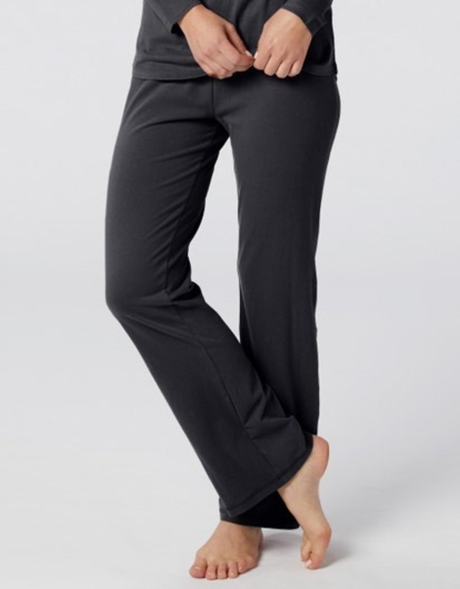 Women's Solstice Pajama Pants- Deep Graphite Small (4-6)