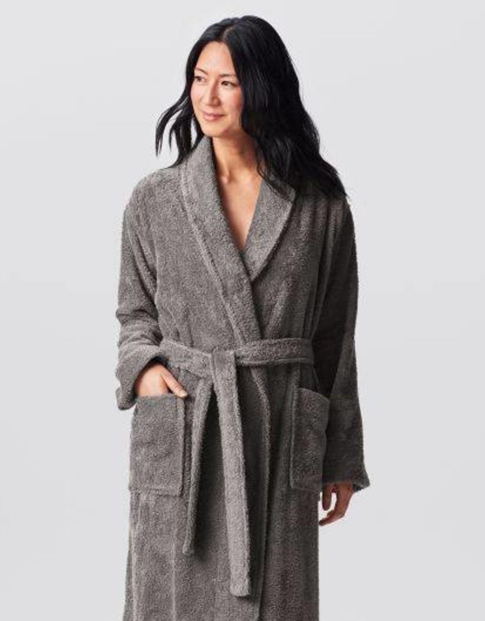 Cloud Loom Robe Slate