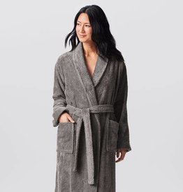 Cloud Loom Robe Slate