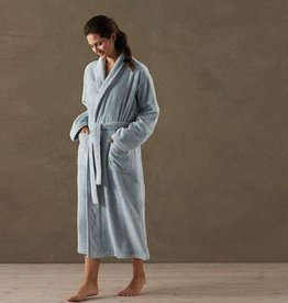 Cloud Loom Robe Palest Ocean