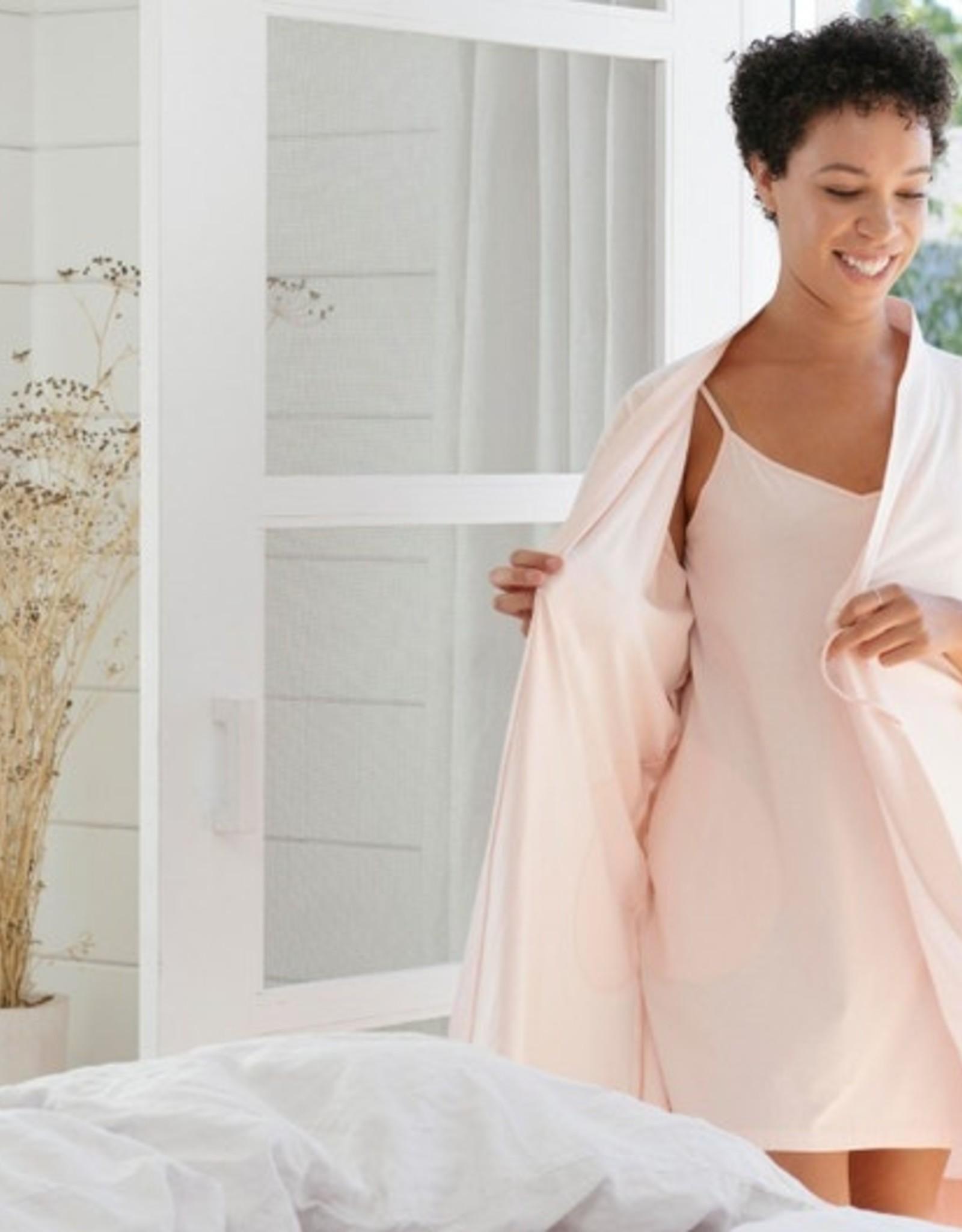 Kimono Robe Blush Medium