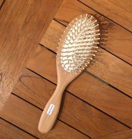 Redecker Wooden Hair Brush Large