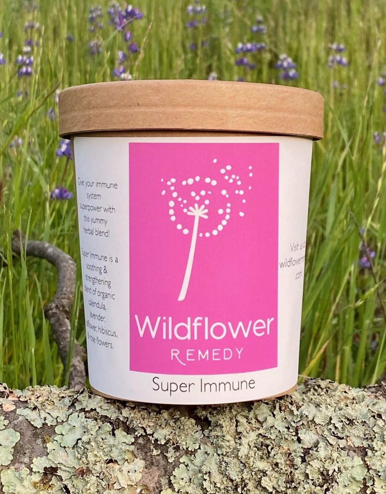 Wildflower Remedy Super Immune Tea