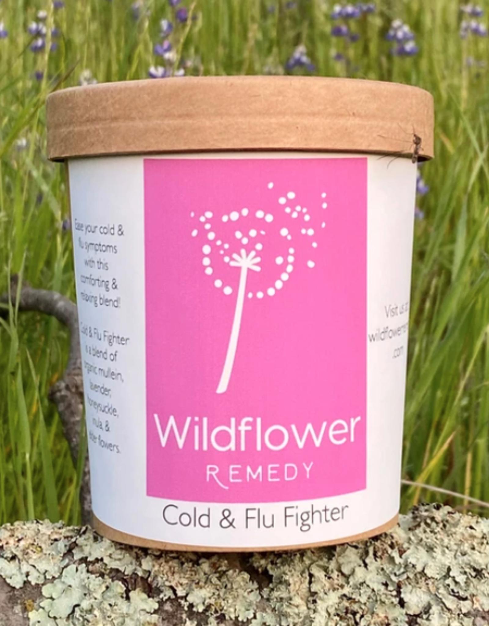 Wildflower Remedy Cold & Flu Fighter Tea