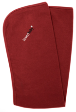 L'oved Baby Thermal Swaddle Blanket Crimson