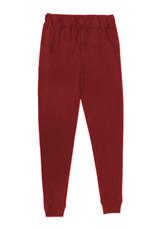 L'oved Baby Men's Thermal Pajama Set Crimson