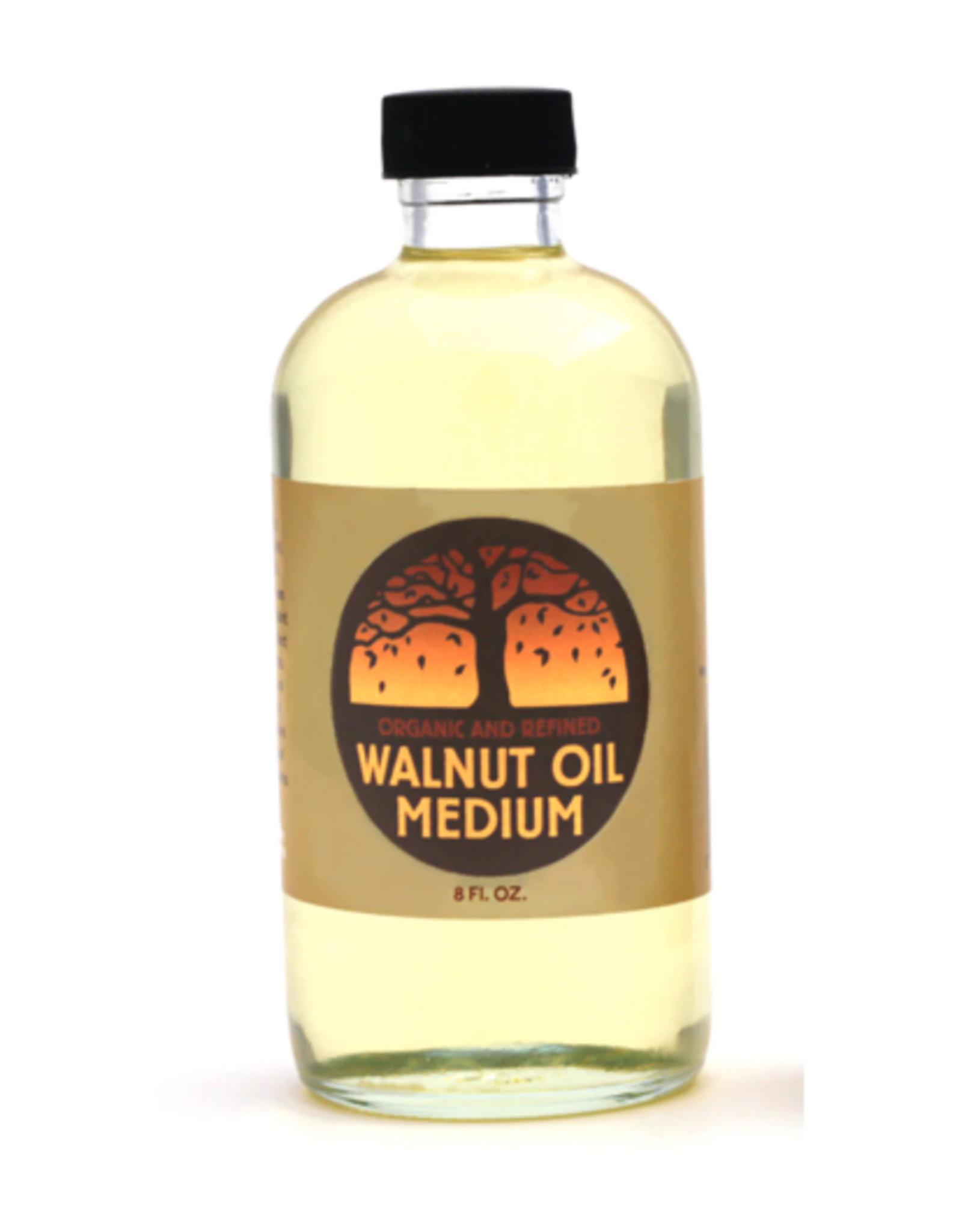 Natural Earth Paint Walnut Oil 8oz
