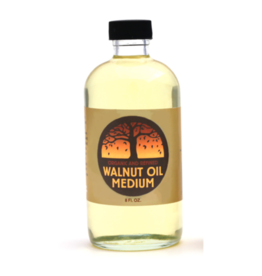 Natural Earth Paint Walnut Oil 8oz