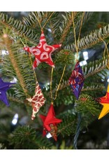 Sari Star Ornament Set