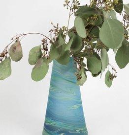 Galaxy Glass Vase