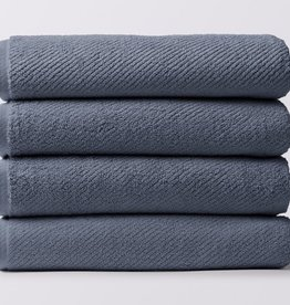 Air Weight 6pc Towel Set- French Blue