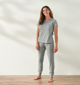 Solstice Jogger Pants Gray Heather