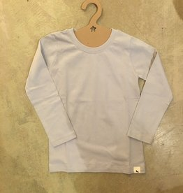 Turtledove London Layering Top— Gray 5-6y