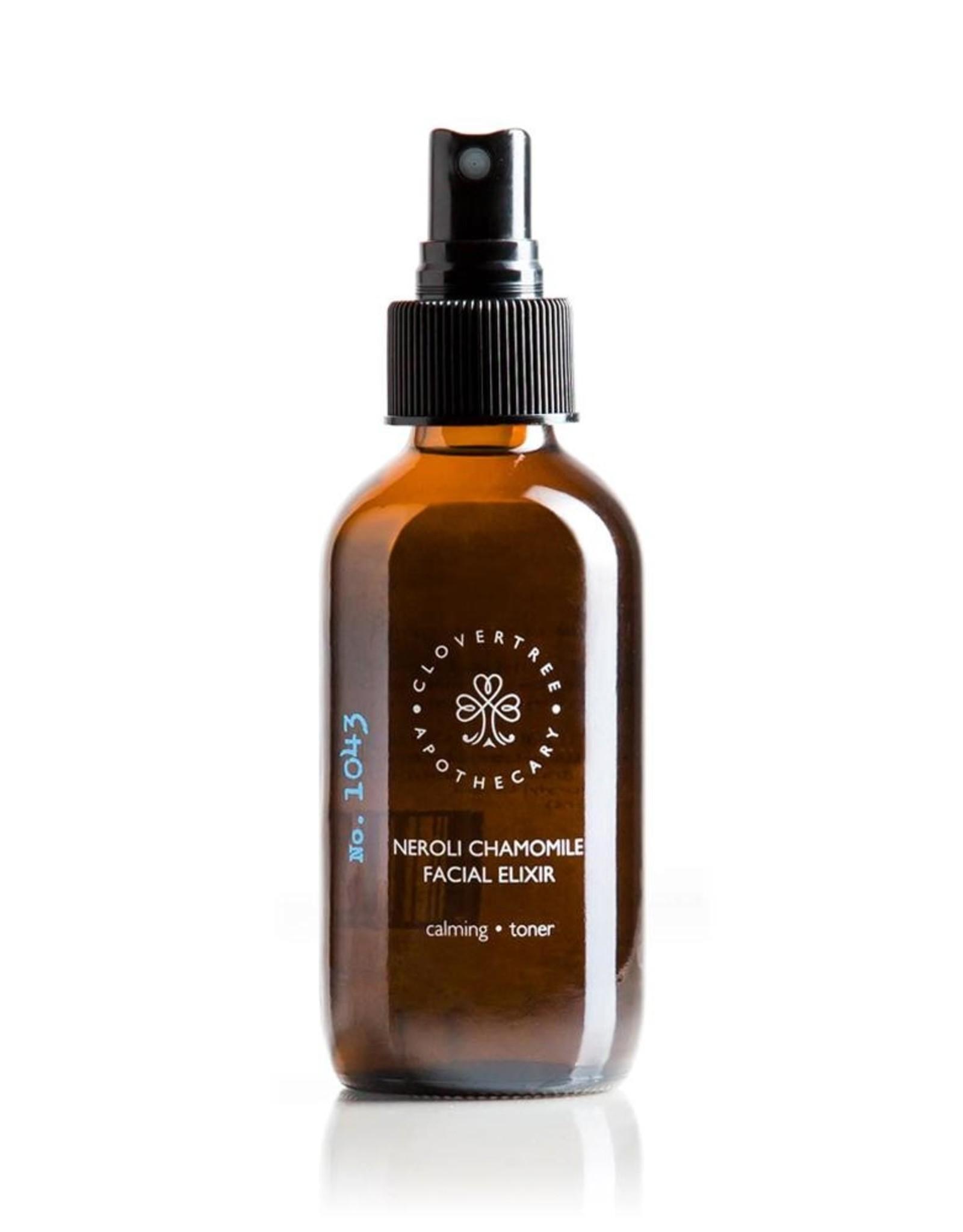 CTA Calming- Neroli Chamomile Facial Elixir 4oz
