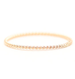 Favor Jewelry Twist Stacking Ring