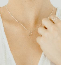 Lucky Mini Heart Necklace