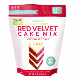Color Kitchen Color Kitchen Gluten Free Red Velvet Cake Mix