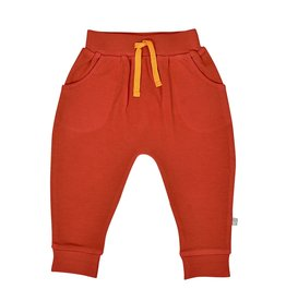 Finn & Emma Mecca Orange Lounge Pants