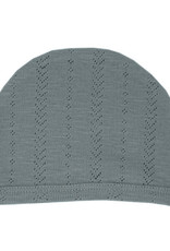 L'oved Baby Pointelle Hat Moonstone