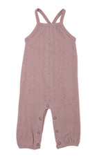 L'oved Baby Pointelle Romper Thistle
