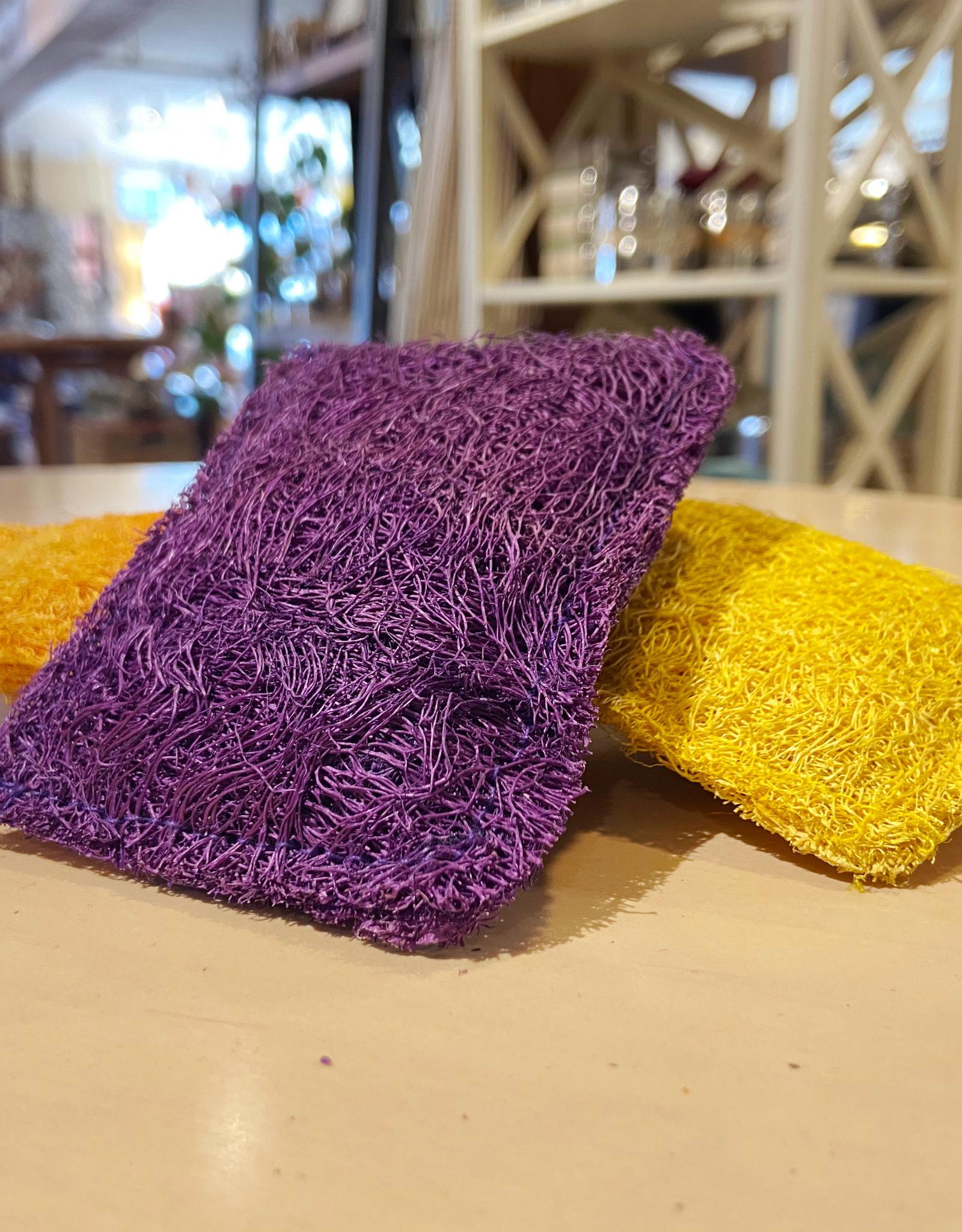 Loofah-Art Rubbit Loofah Scrubber