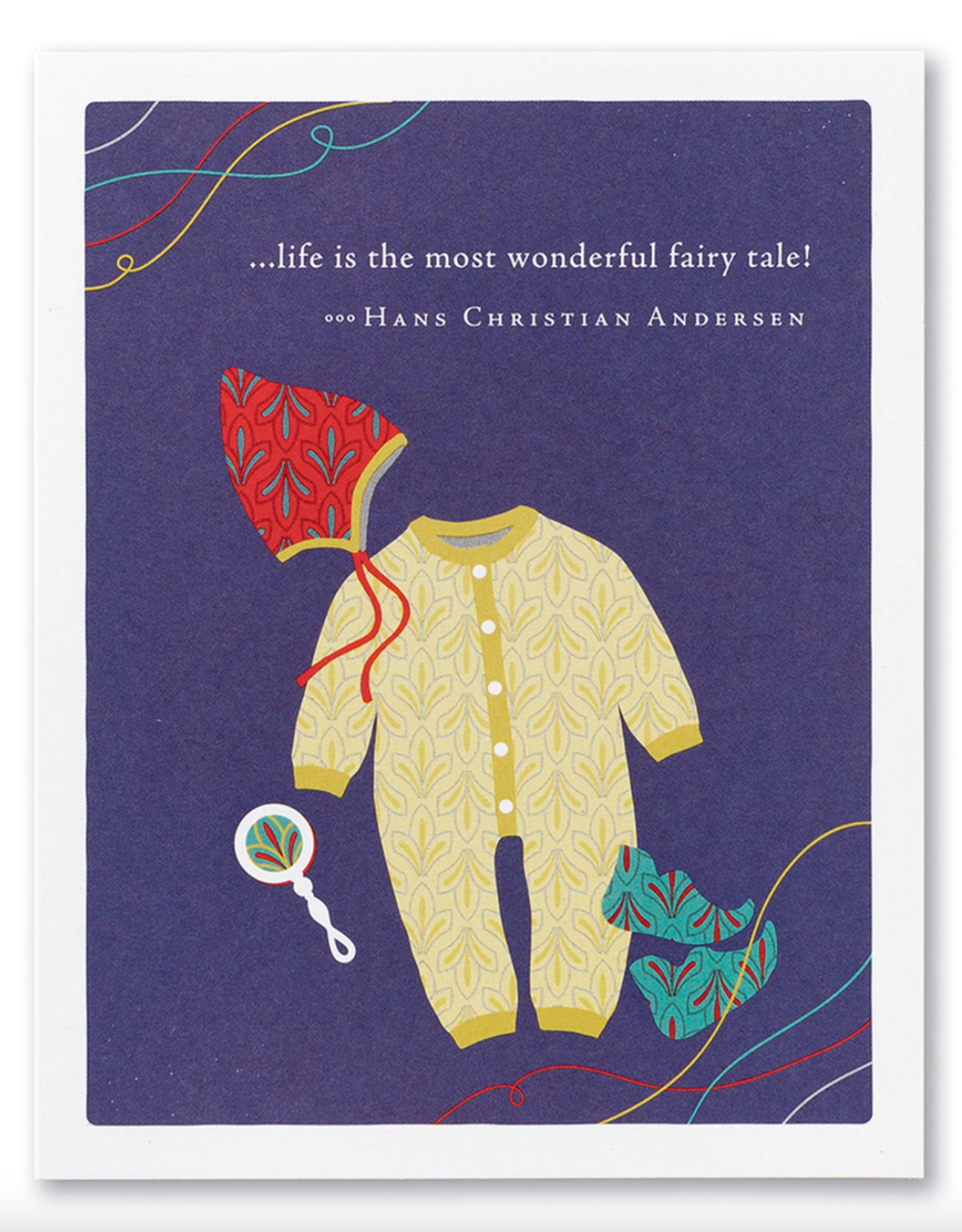 New Baby Card- 10251
