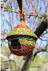 Sunny Garden Recycled Birdhouse