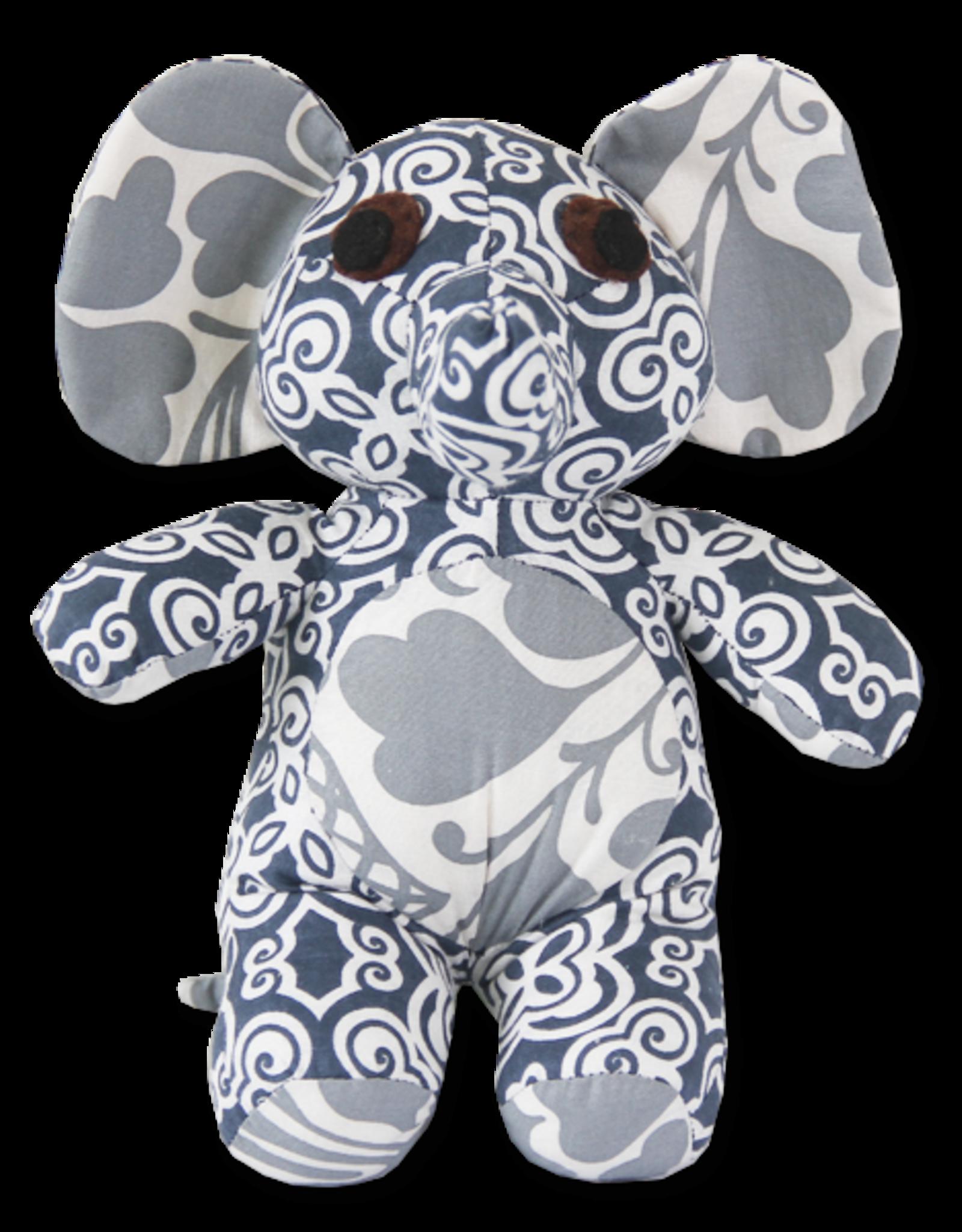 Zen Zen Elephant Indigo