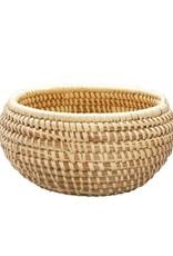 Rounded Kaisa Basket Bowl