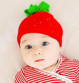 Strawberry Beanie Hat
