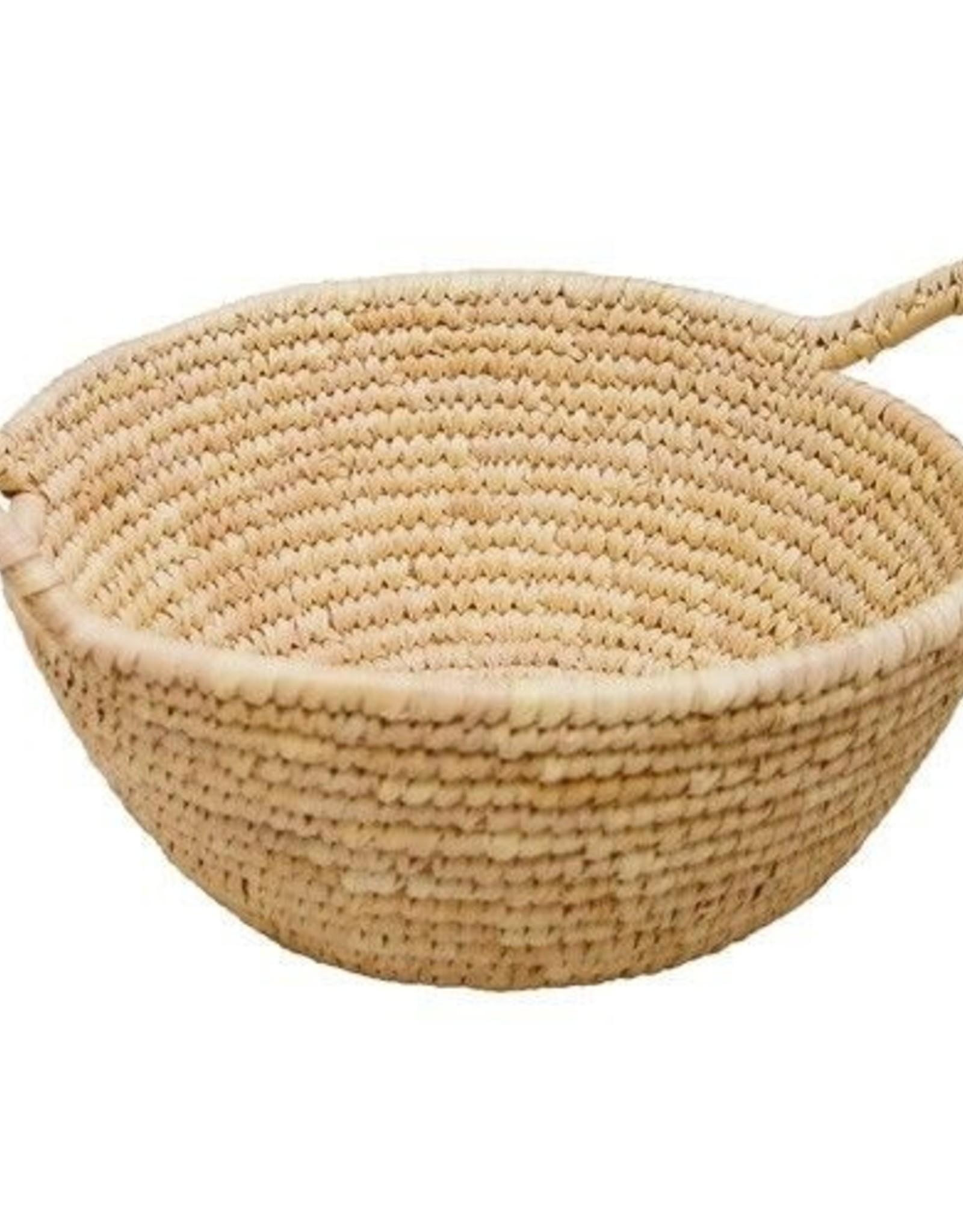 Oval Date Palm Basket