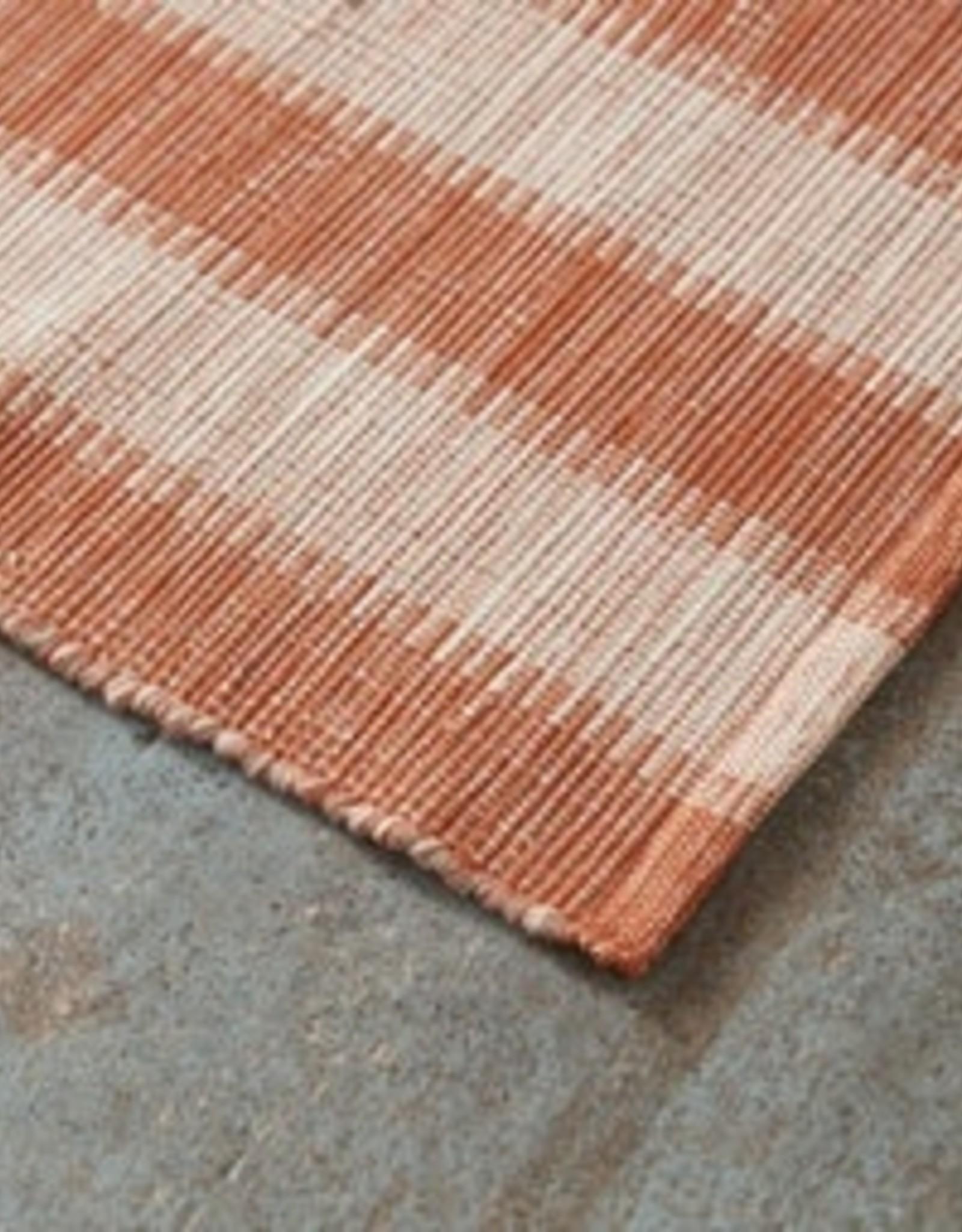 Sycamore Rug Deep Rust