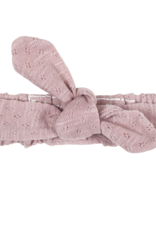 L'oved Baby Pointelle Headband Thistle